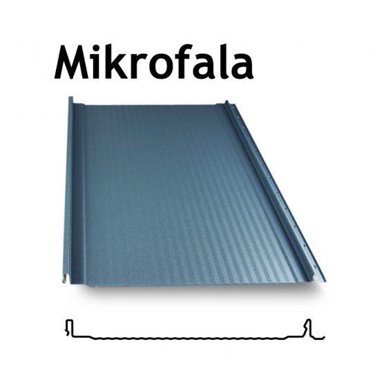 Panel dachowy Rąbek – MIKROFALA